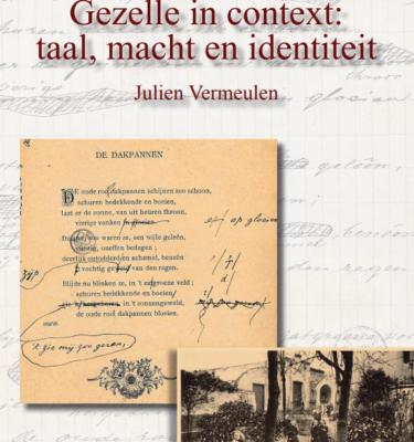 cover boek Julien Vermeulen